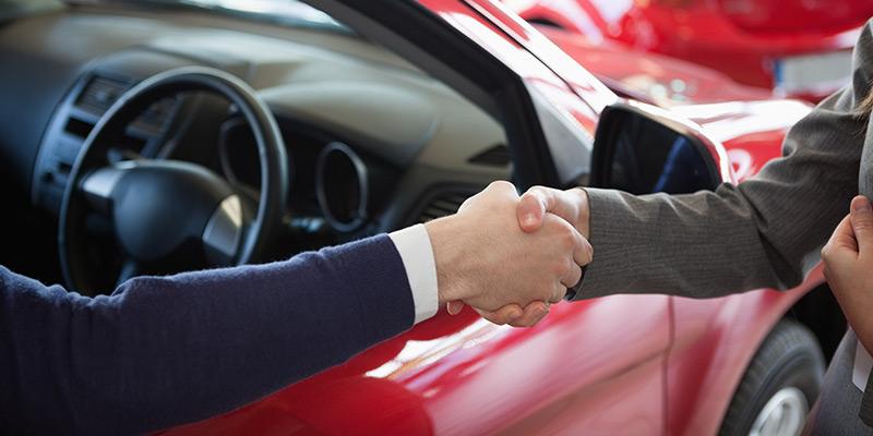 Как продать машину взятую в кредит