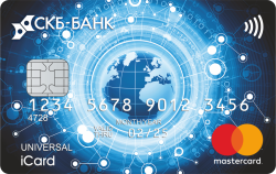 СКБ-банк, Универсальная