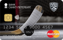 Банк Санкт-Петербург, КХЛ