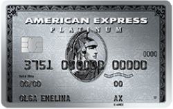 Русский Стандарт, The Platinum Card