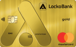 ЛОКО-Банк, Кредитный Gold