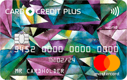 Кредит Европа Банк, CARD CREDIT PLUS