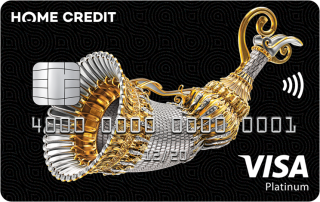 Хоум Кредит Банк, Карта с Пользой Platinum