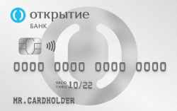 Открытие, Opencard