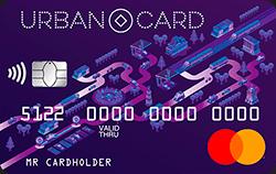 Кредит Европа Банк, Urban card