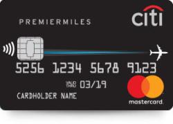 Ситибанк, Citi PremierMiles